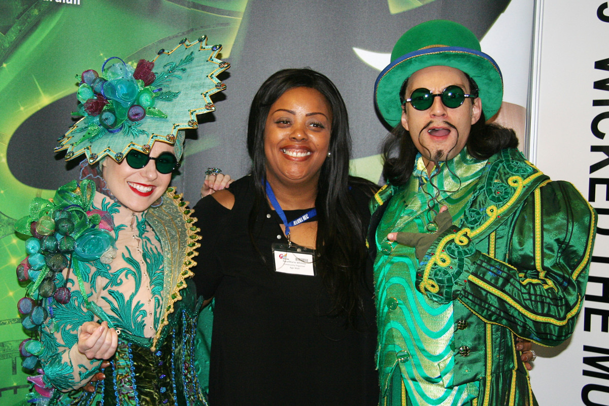 In 2019 everyone had the opportunity to meet the cast of the award-winning West End production Wicked: The Musical.
