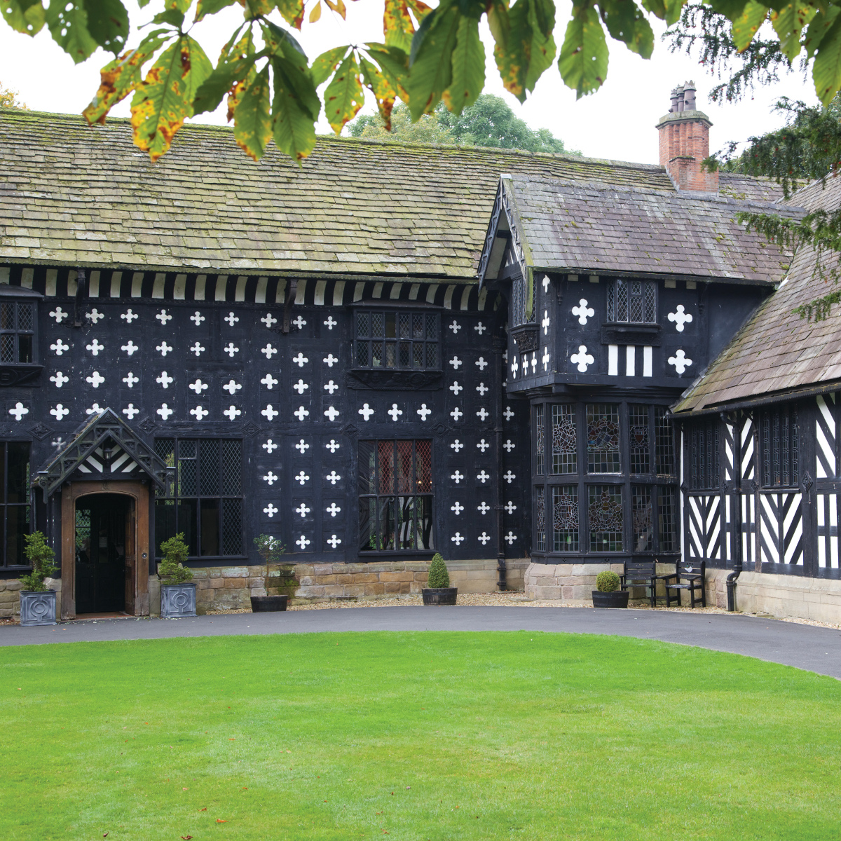 Samlesbury Hall, a Grade I listed medieval manor house, attracts more than 50,000 visitors each year.